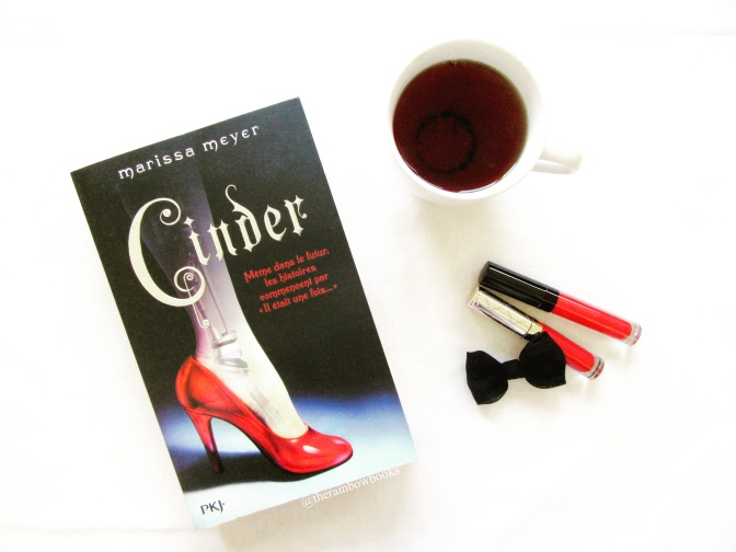 Les Chroniques Lunaires – TOME 1 : Cinder, Marissa Meyer