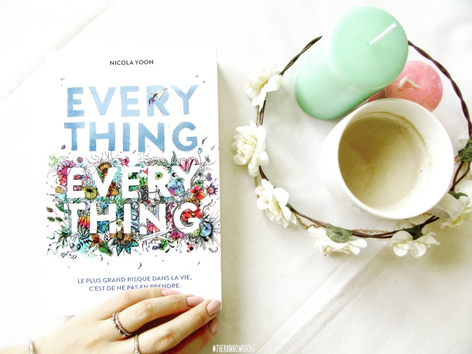 Everything Everything, Nicola Yoon