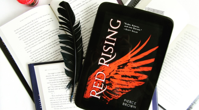 Red Rising – T1, Pierce Brown