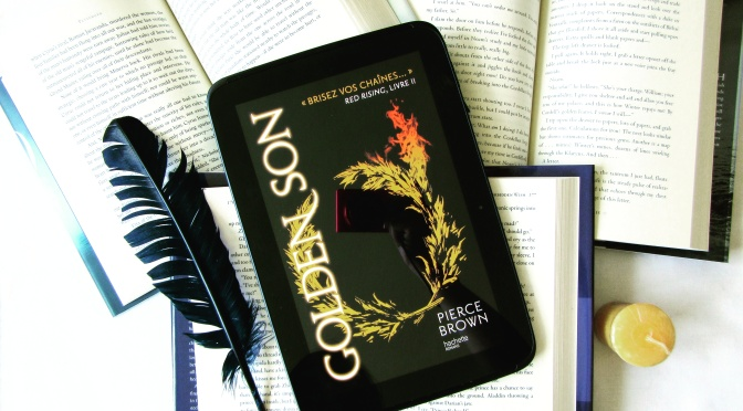 Red Rising, T2 Golden son – Pierce Brown