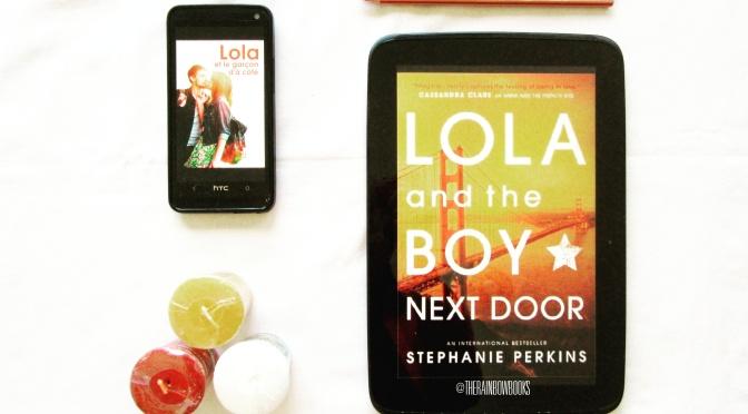 Lola et le garçon d'à côté, Stephenie Perkins