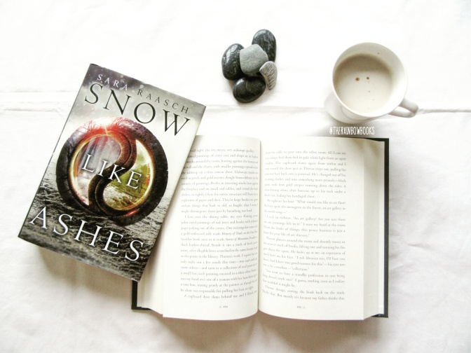 Snow Like Ashes, T1 – Sara Raasch