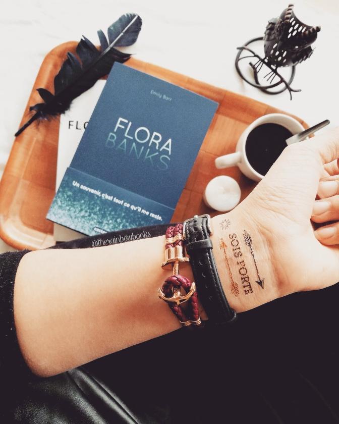 Flora Banks – Emily Barr