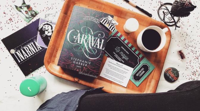 Caraval, T1 – Stephanie Garber