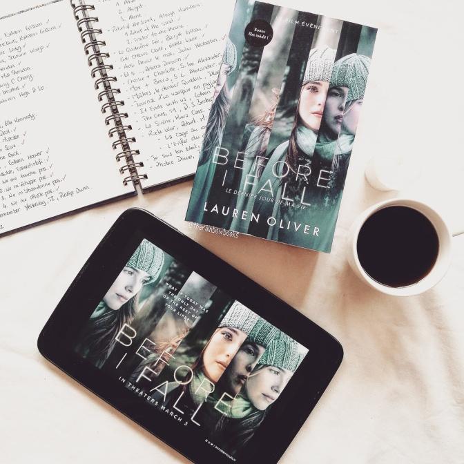 Before I Fall – Lauren Oliver