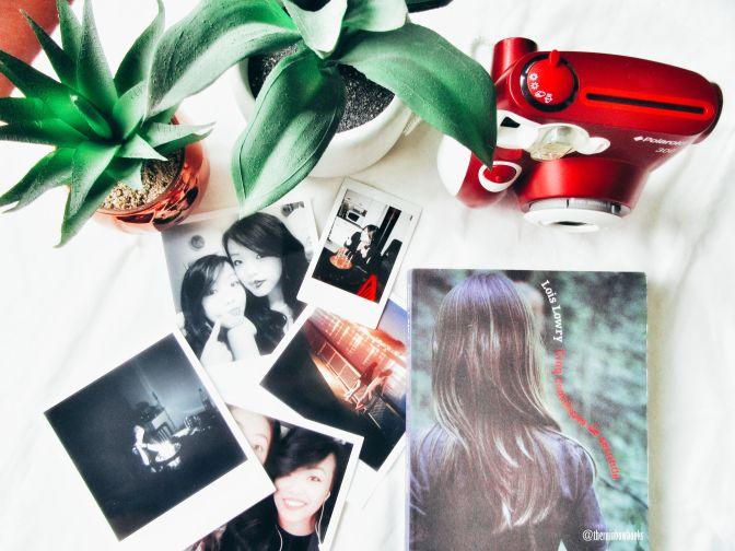 Cinq centièmes de seconde – Lois Lowry