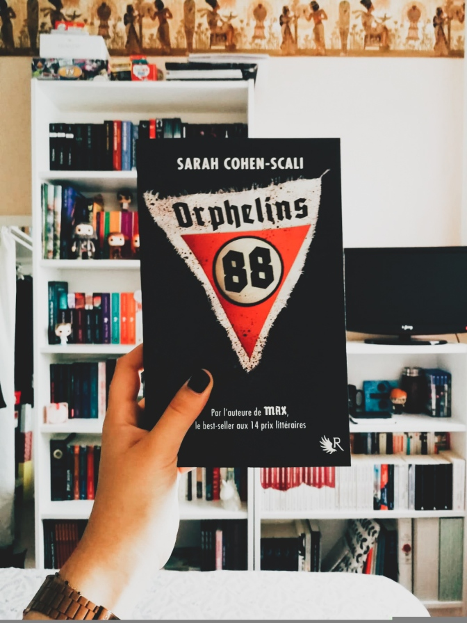 Orphelins 88 – Sarah Cohen-Scali