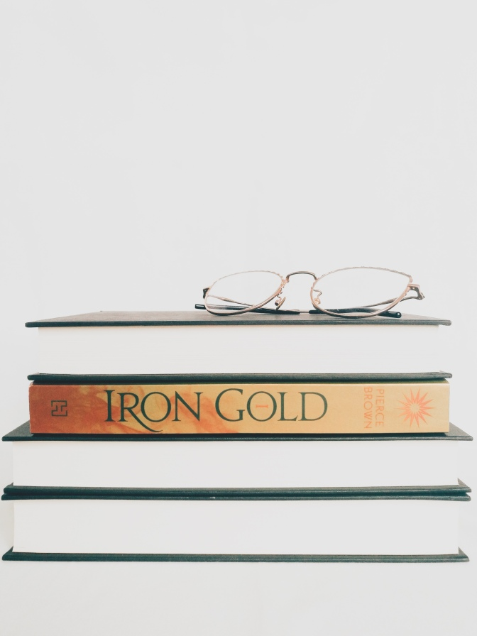 Iron Gold, Partie 1 – Pierce Brown